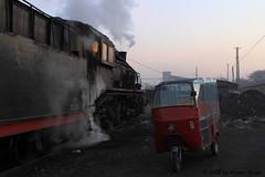 I_B_IMG_9069 (florian_grupp) Tags: asia china steam train railway railroad fuxin liaoning sy coal mine 282 mikado steamlocomotive locomotive