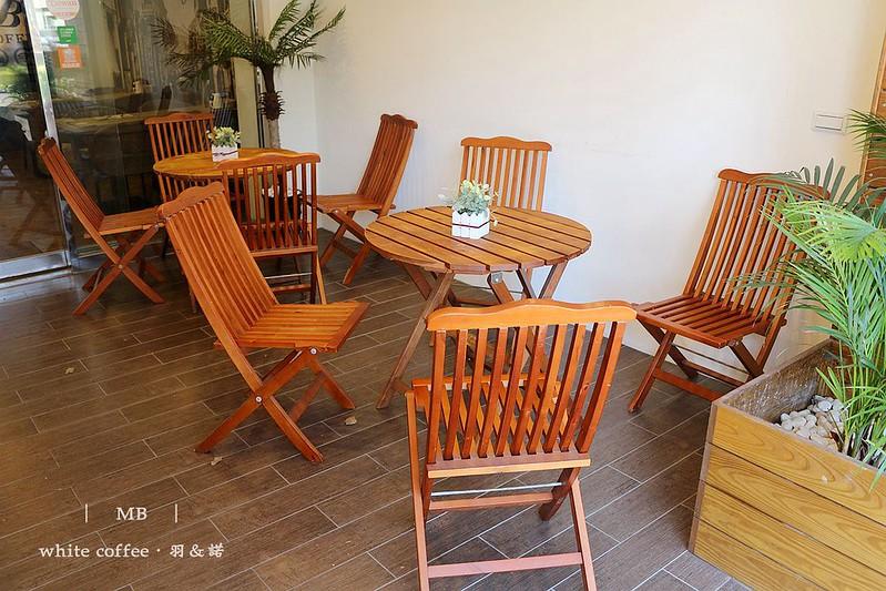 MB white coffee士林店南洋風味美食咖啡廳005