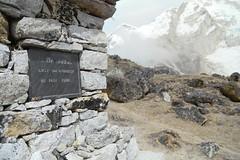 Lost on Everest (D A Scott) Tags: nepal himalayas mountains everest base camp trek