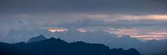 """Mont-Blanc  son rveil (Isat"""") Tags: montagne mountain moutains montblanc leverdesoleil landscape paysage panorama nature neige"""