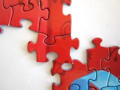 Return to Santa (Tom Wood) (Leonisha) Tags: puzzle jigsawpuzzle puzzlepieces puzzleteile