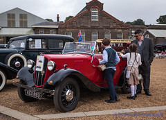 IMG_5943_Salute To The 40's 2016 (GRAHAM CHRIMES) Tags: salutetothe40s 2016 salute2016 chatham chathamhistoricdockyard vintage vehicle vintageshow heritage historic livinghistory reenactment reenactors dockyard 40s 40sdress 40sstyle 40svintage celebration actors british britishheritage wwwheritagephotoscouk commemorate