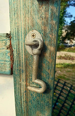 Latch (Snowbaby67) Tags: kehellandappleday kehelland camborne cornwall latch key