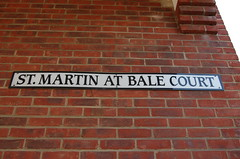 St Martin at Bale Court, Norwich (Cameron Self) Tags: yards yard court norfolk rows norwich courts alleys