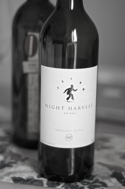 2009 Night Harvest Shiraz