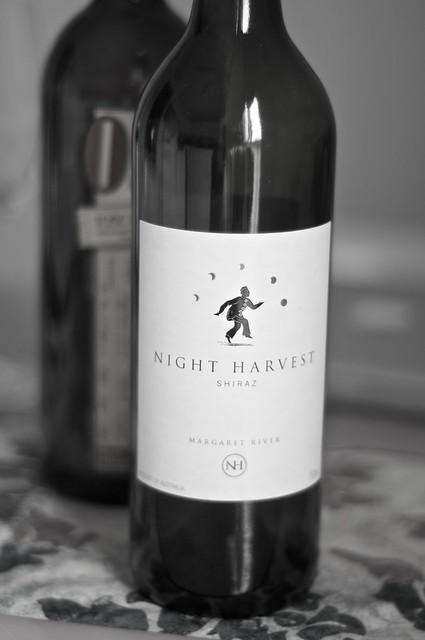 2009 Night Harvest Shiraz