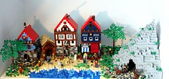 Fiord country.Lego (Fianat) Tags: