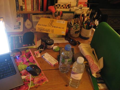 Evening desk