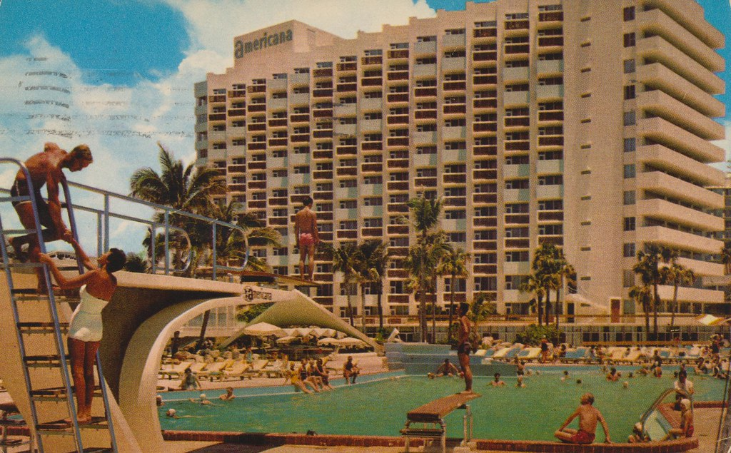 Americana - Miami Beach, Florida