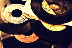 The sounds of vinyl (oneworldmj) Tags: music records joy melanie vinyl aquarius 45s songs janisjoplin oldiesbutgoodies the5thdimension meandbobbymcgee brandnewkey apollo100 111picturesin2011 108reminderofoldtimes thanksforthemusicmomdad