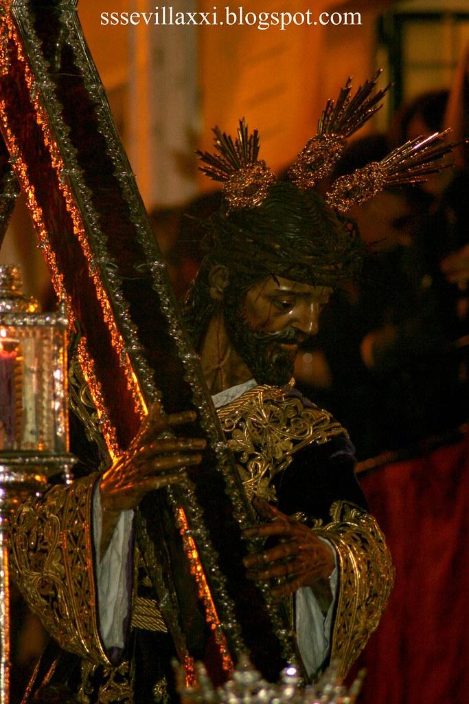 Nuestro Padre Jesús Nazareno. Madrugada del Viernes Santo. 2009