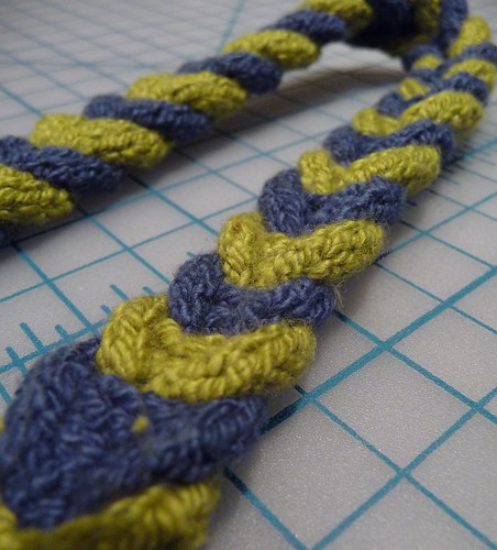 Braided Cable Necklace