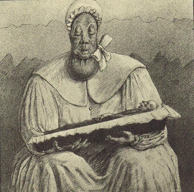Alfred Kubin - Die letzte Amme