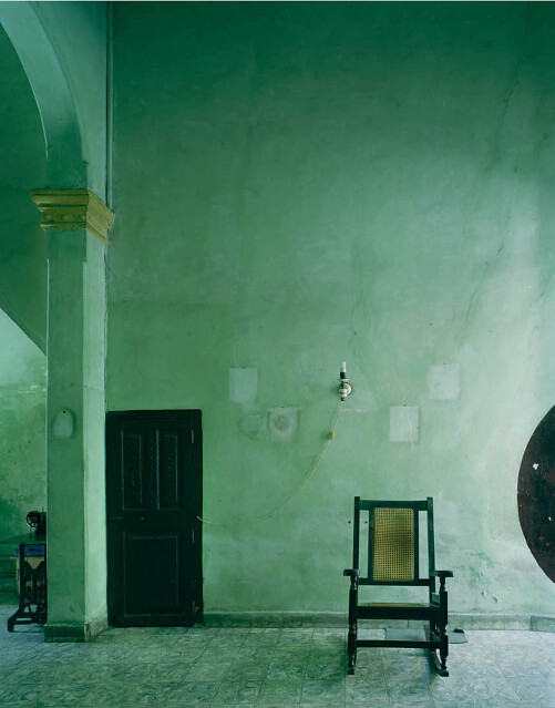Michael Eastman, Rocking Chair, Havana