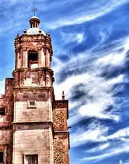 Santo Domingo (Tiquis!) Tags: church colors mxico canon zacatecas santodomingo g11 photomatix
