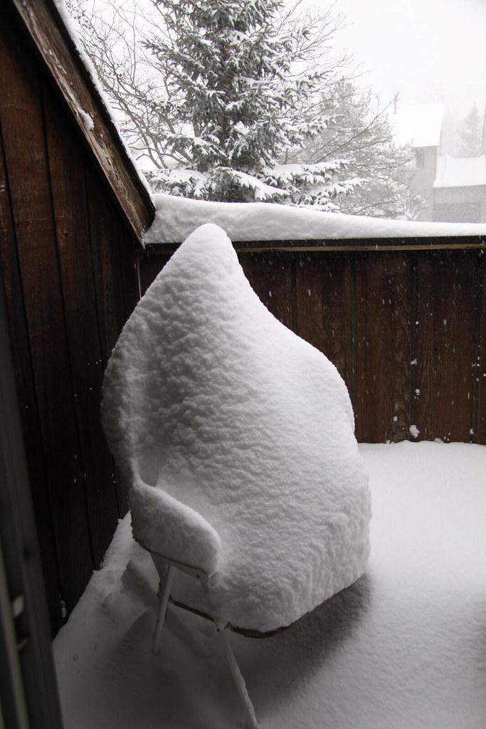 snowychair