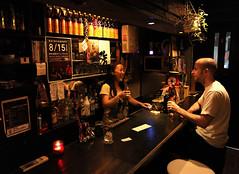 Drinks (Aaron Webb) Tags: japan tokyo shinjuku calendar drinking  goldengai   tokyojapan japanday8 shotbar  reggaetheme