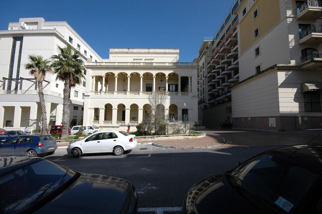 002 Palazzo Capua & Victoria Hotel, Sliema