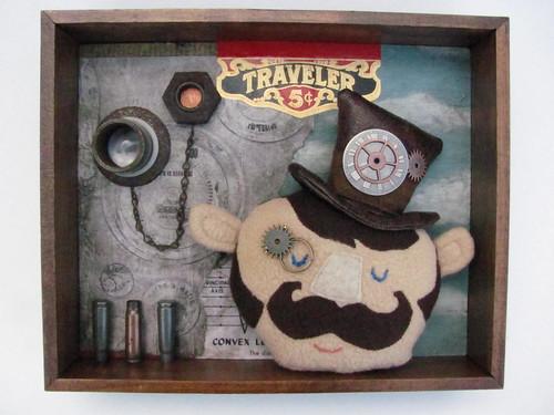 plushteam steampunk challenge prize