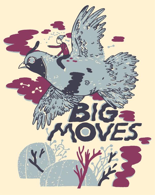 Big Moves T-Shirt