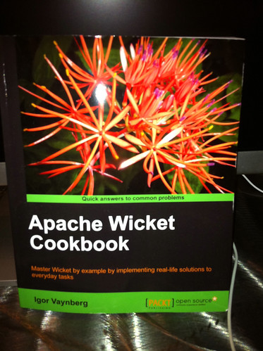 Apache Wicket Cookbook