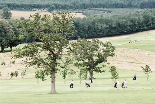 Le Golf en Irlande