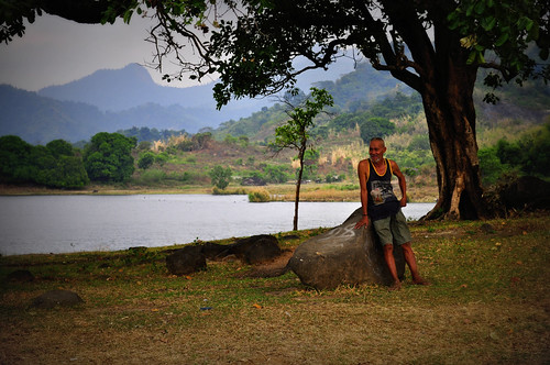 tatang from lake mapanuepe
