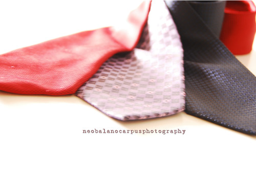 Neck Tie by neobalanocarpus