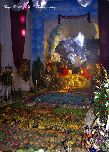 Velaciòn de la Iglesia de Santa Ana , La Antigua Guatemala04.