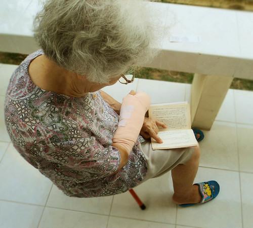 Grandma by ashitakaryo