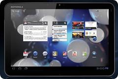 Motorola Zoom Tablet
