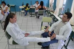 3/4/2011 (Colégio Pinto Pestana) Tags: reflexoterapia escoladafamilia pintopestana revitae