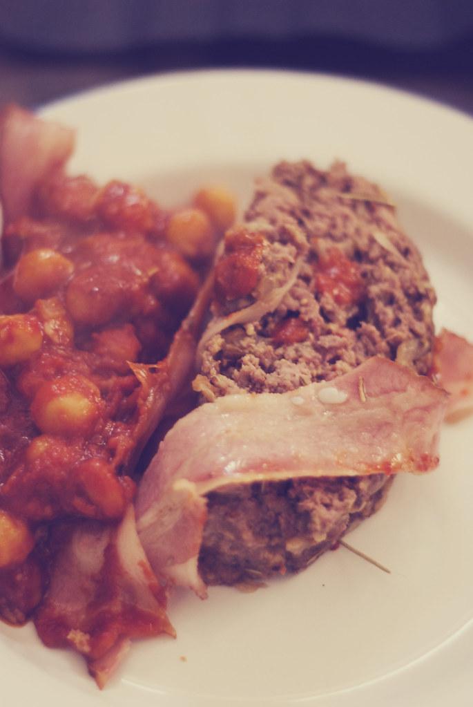 rollo de carne a la cazuela