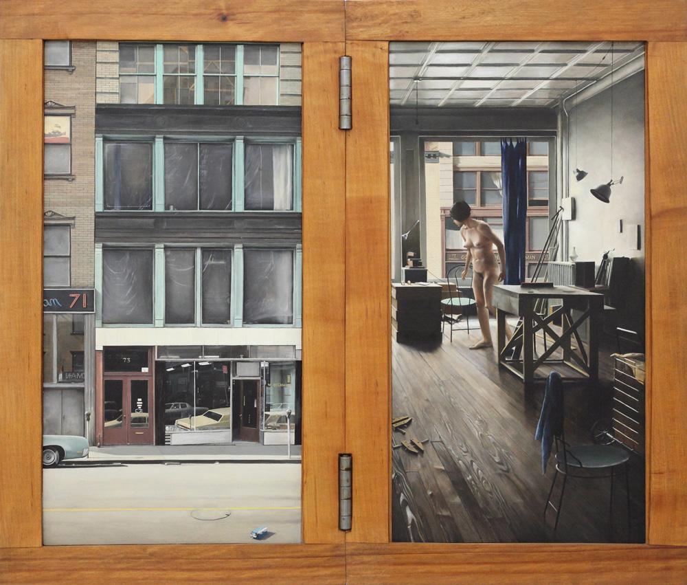 William Beckman, Untitled, 1972