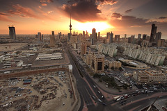 Kuwait City Warm Sunset ( Saleh AlRashaid / www.Salehphotography.net) Tags: city sunset skyline canon landscape photo cityscape gulf photos outdoor mark middleeast arab ii 5d canon5d kuwait canonef1740mmf4lusm gcc kuwaitcity kuwaiti  q8  saleh  kuwaity  alkuwait    1740f4l       kuwaitdesert kowait citynightshot stateofkuwait   leefilters   kuwaitphoto kuwaitphotos kuwaitpic q8photo  canoneos5dmarkii  q8pic    alrashaid salehalrashaid salehphotographynet  kuwaitsanddunes