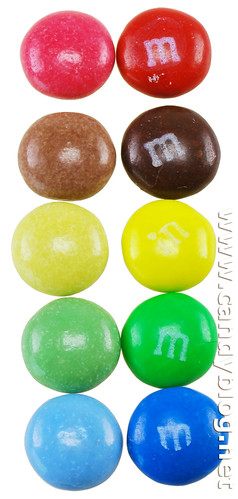 Choeur Choco Dragees & M&Ms