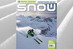 SNOW 31 - 5x SKIPAS ZDARMA + DVD