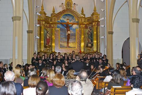 concierto Orquesta y Orfeón Melilla