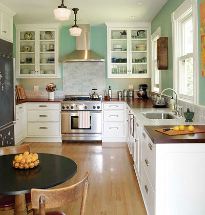 farmhouse_kitchen myhomeideas Thomas Storey