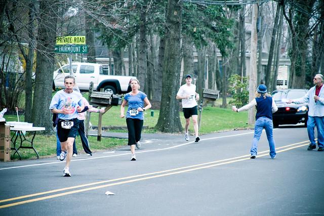 10 Mile Race-10
