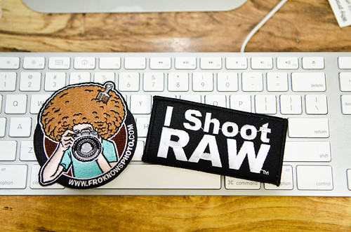 FroKnowsPHoto Patches