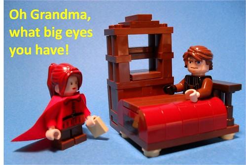 SW Funny Grandma
