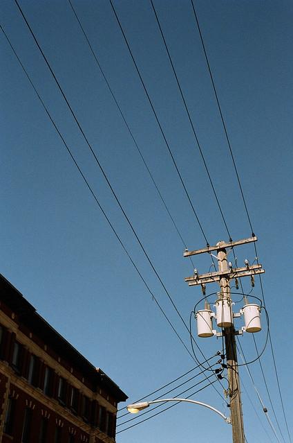 加拿大遊學日記19 (Nikon series-E 50mm f1.8)