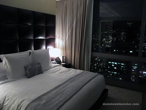 trump soho hotel room