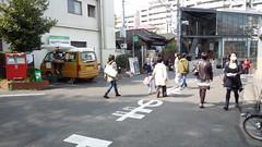 代官山駅前