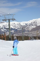 on the slopes in Telluride (Ranedrop Productions) Tags: snow ski heritage skiing co telluride snowskiing slopes 2011 2011 heritage2011 heritage