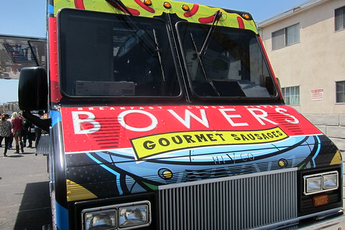 Bowers Sausage Truck: Exterior