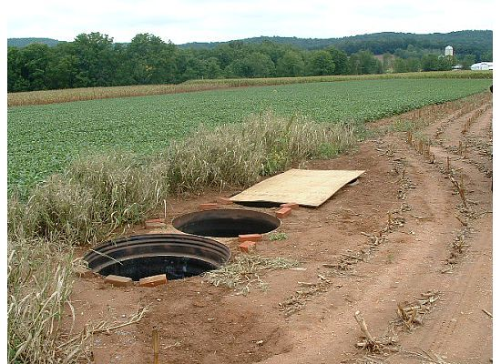 How Would You Build A Waterfowl Pit Blind The Huntingpa