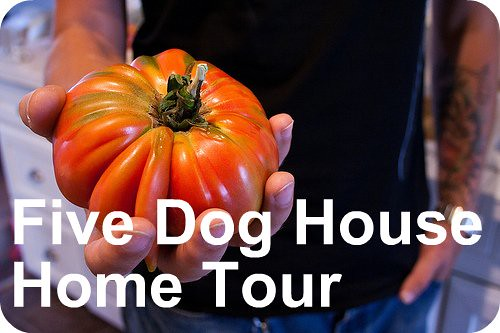 fivedoghouse house tour photo