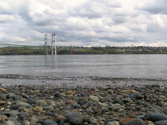 Tacoma Narrows Bridge (2006)